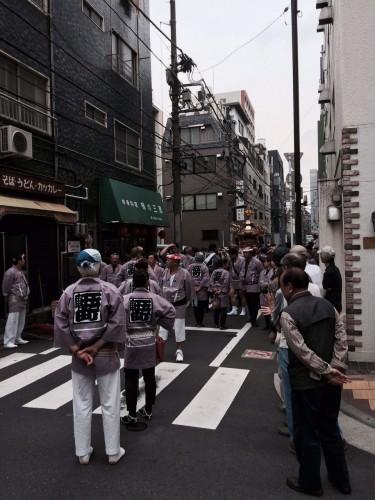 神田祭神輿